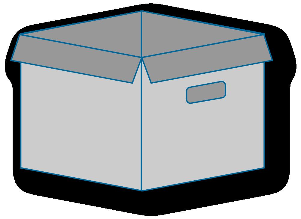 Storage Supplies - Moving Box